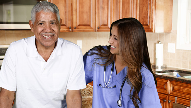 Home Health Care for Your Loved One